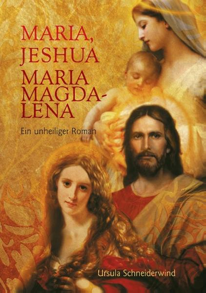 Maria, Jeshua, Maria Magdalena - Coverbild
