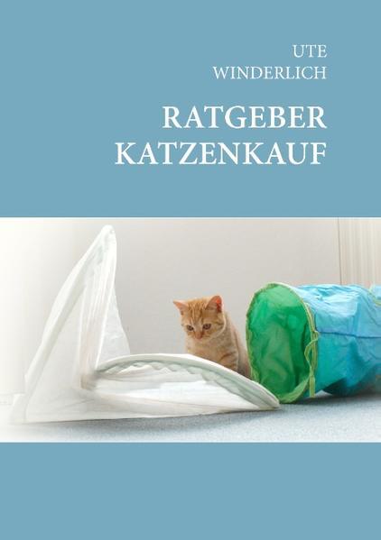 Ratgeber Katzenkauf - Coverbild