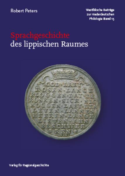 Sprachgeschichte des lippischen Raumes - Coverbild