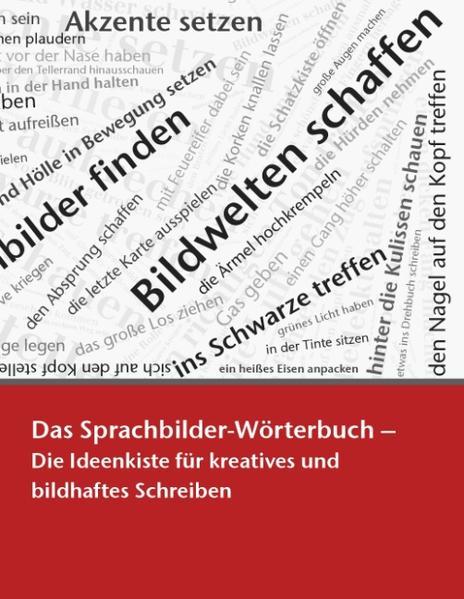 Das Sprachbilder-Wörterbuch - Coverbild