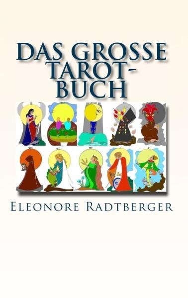 Das große Tarot-Buch - Coverbild