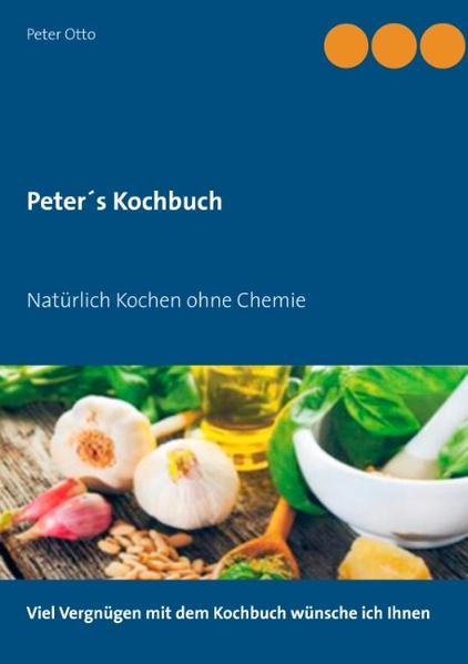 Peter's Kochbuch - Coverbild