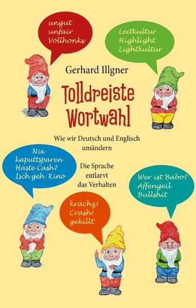 Tolldreiste Wortwahl - Coverbild