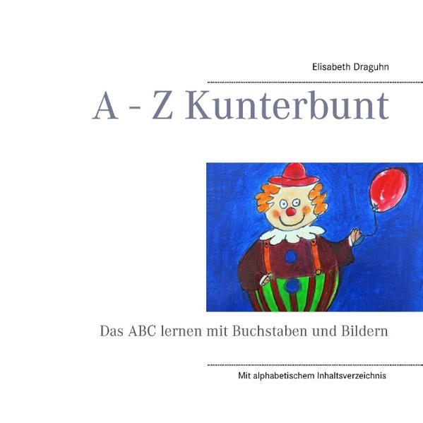 A - Z Kunterbunt - Coverbild