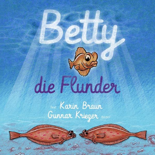 Betty, die Flunder - Coverbild