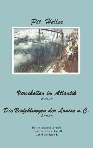 Verschollen im Atlantik und andere Erzählungen - Coverbild