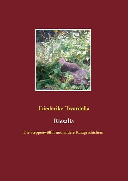 Riesalia - Coverbild