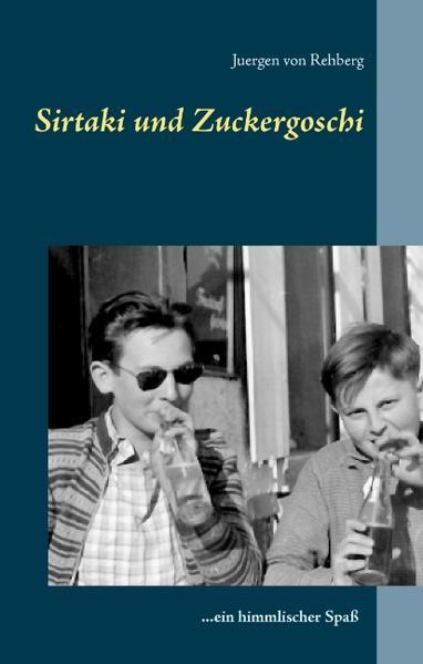Sirtaki und Zuckergoschi - Coverbild