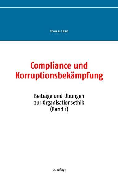Compliance und Korruptionsbekämpfung - Coverbild