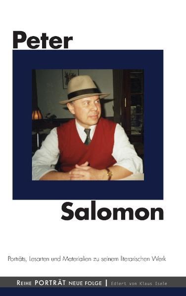 Peter Salomon - Coverbild