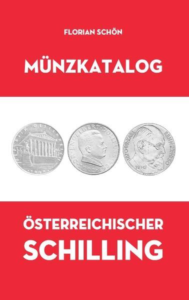 Münzkatalog Österreichischer Schilling - Coverbild