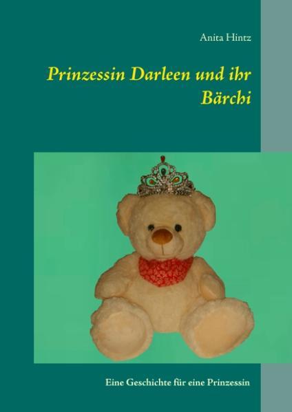 Prinzessin Darleen und ihr Bärchi - Coverbild