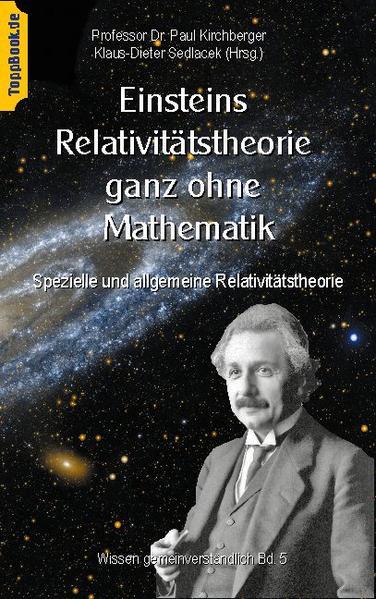 Einsteins Relativitätstheorie ganz ohne Mathematik - Coverbild