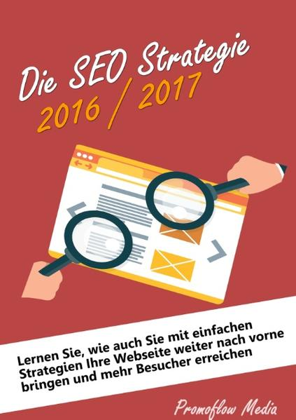 Die SEO Strategien 2016/2017 - Coverbild