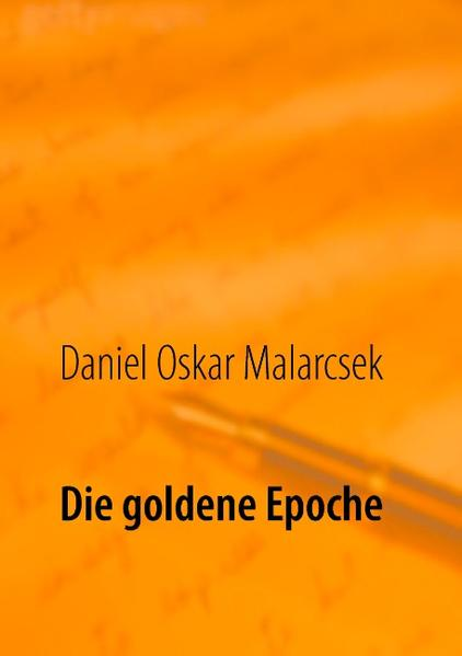 Die goldene Epoche - Coverbild