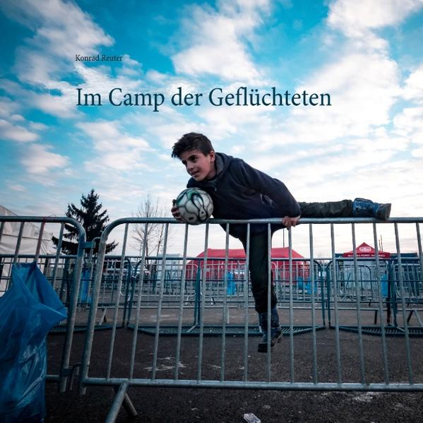 Im Camp der Geflüchteten - Coverbild