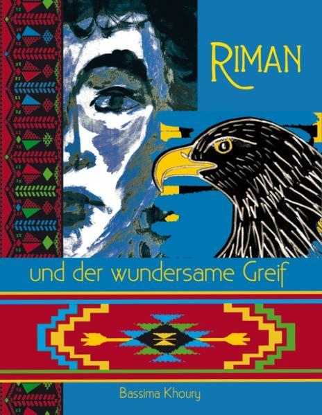 Riman und der wundersame Greif - Coverbild
