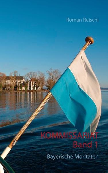 Kommissariat - Band 1 - Coverbild