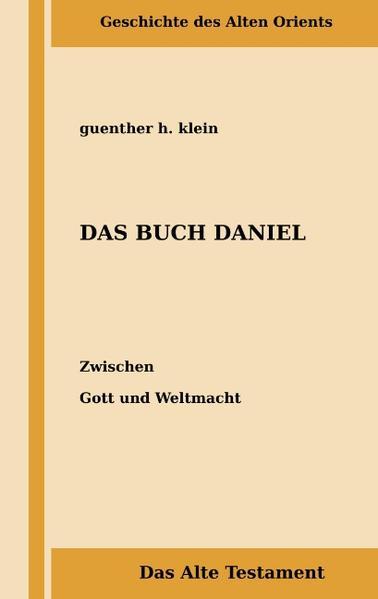 Das Buch Daniel - Coverbild