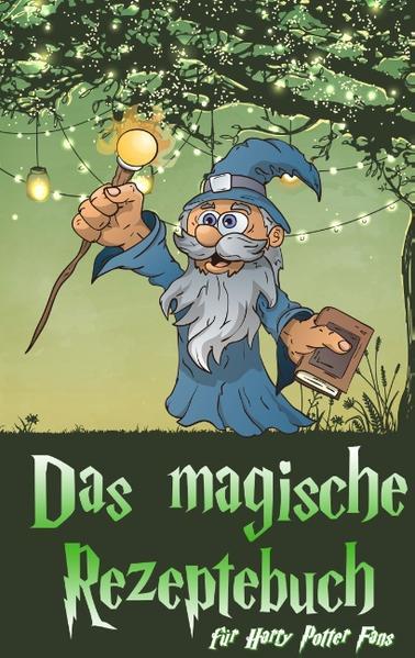 Das magische Rezeptebuch - Coverbild