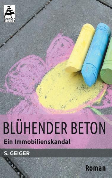 Blühender Beton - Coverbild