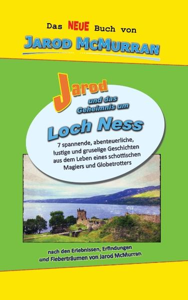 Jarod und das Geheimnis um Loch Ness - Coverbild