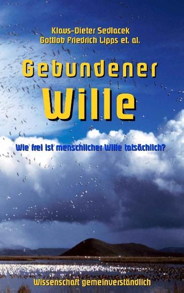 Gebundener Wille - Coverbild