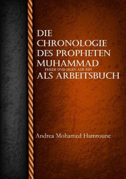 Die Chronologie des Propheten Muhammad als Arbeitsbuch - Coverbild
