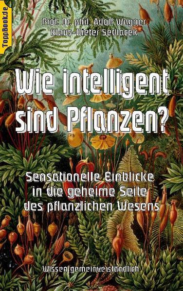 Wie intelligent sind Pflanzen? - Coverbild