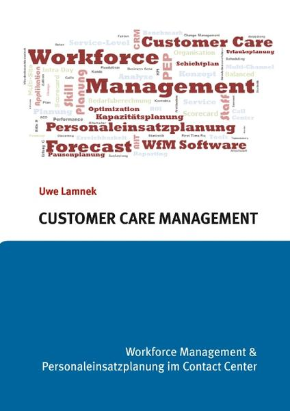 Customer Care Management - Coverbild