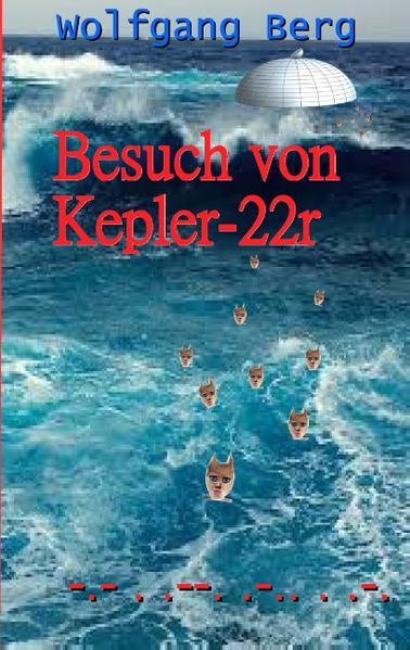 Besuch von Kepler-22r - Coverbild
