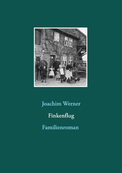 Finkenflug - Coverbild