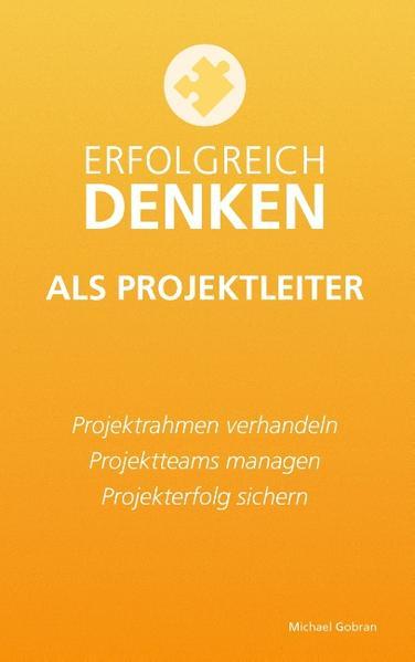 Erfolgreich denken als Projektleiter - Coverbild