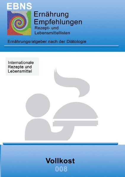 Ernährung - Vollkost - Coverbild