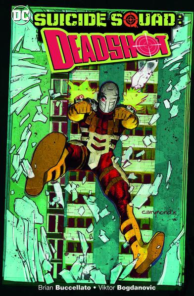 Suicide Squad: Deadshot - Coverbild