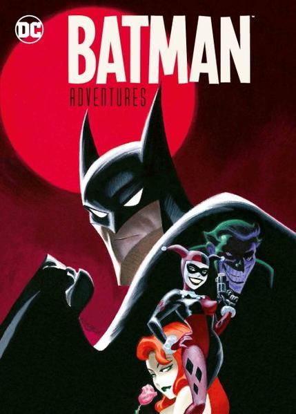 Batman Adventures - Coverbild