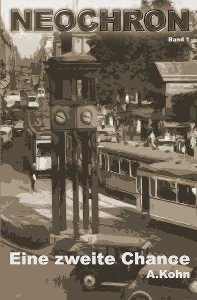 NEOCHRON - Coverbild