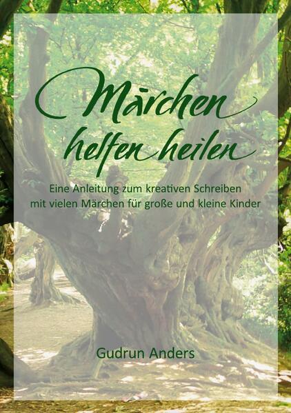 Märchen helfen heilen - Coverbild