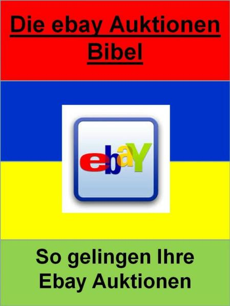 [Hörbuch] Die ebay Auktionen Bibel - --AUTOR--