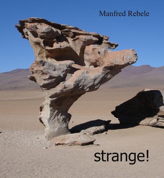 strange! - Coverbild