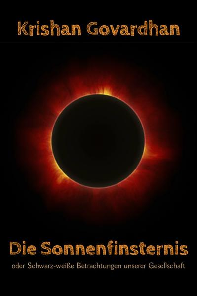 Die Sonnenfinsternis - Coverbild