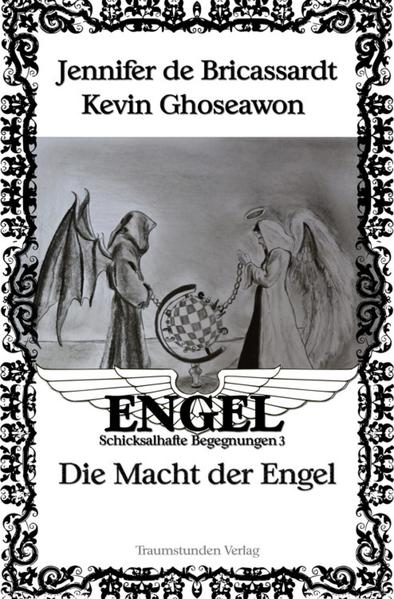 Die Macht der Engel - Coverbild