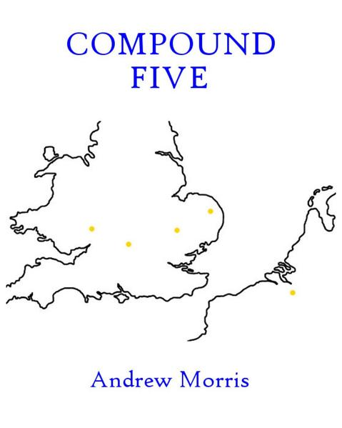 COMPOUND FIVE - Coverbild