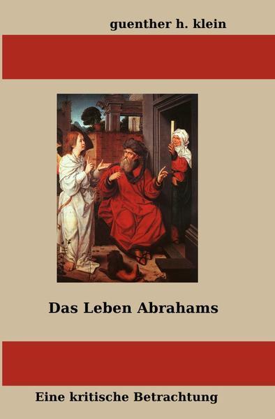 Kleine theologische Reihe, Band 2 / Das Leben Abrahams - Coverbild