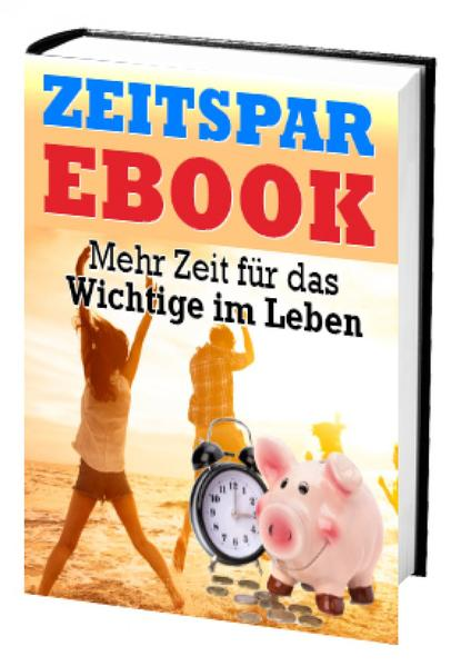 Zeitspar-ebook - Coverbild