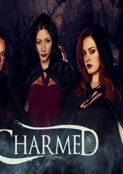 Mein Hexenbuch Charmed - Coverbild