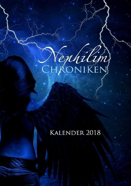 Nephilim Chroniken ~ Kalender 2018 - Coverbild