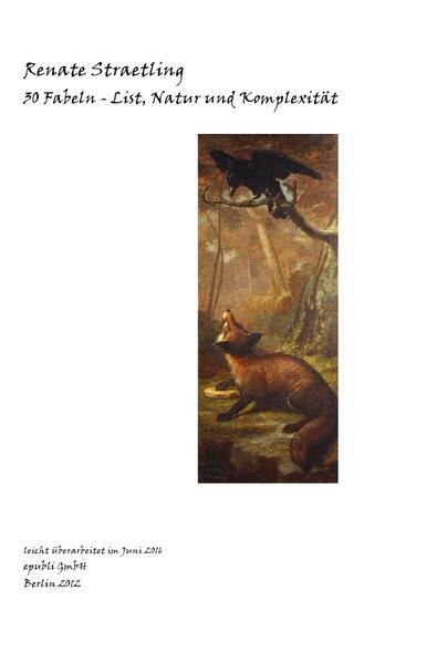 30 Fabeln - List, Natur und Komplexität - Coverbild
