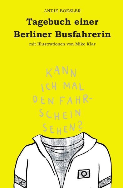Tagebuch einer Berliner Busfahrerin - Coverbild