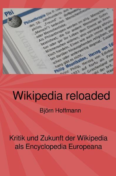 Wikipedia reloaded - Coverbild